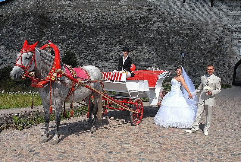 85897414 5 идей для свадебного кортежа